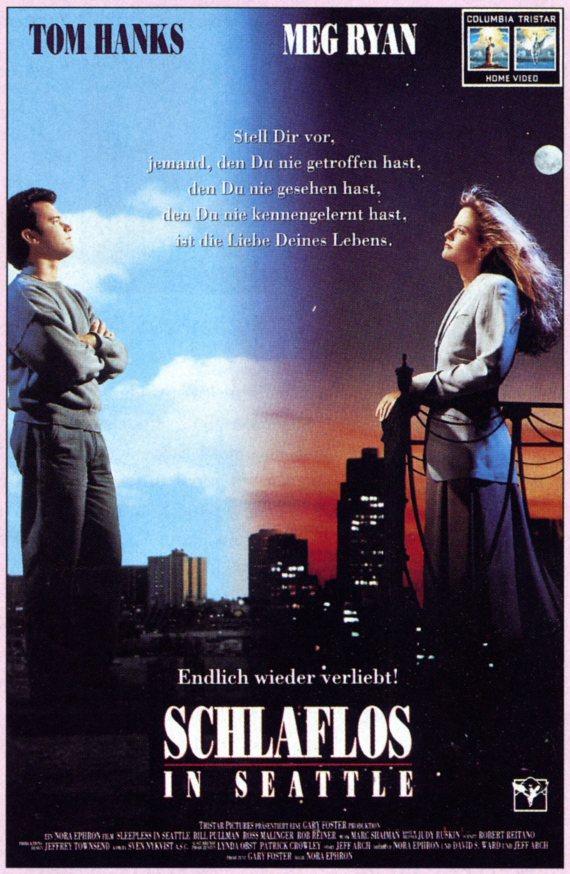 """""""Schaflos in Seattle"""" en Alemania, """"Algo para recordar"""" en el solar patrio."""