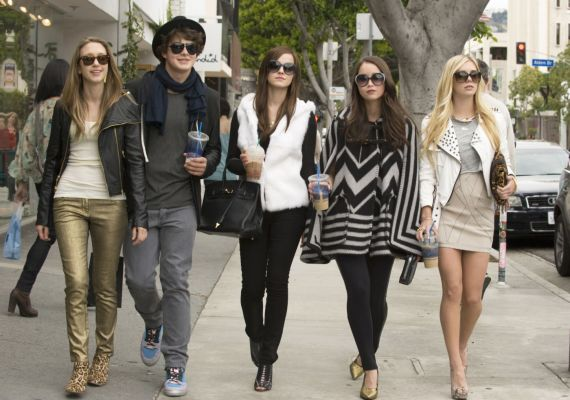 """The Bling Ring"" de Sofía Coppola."